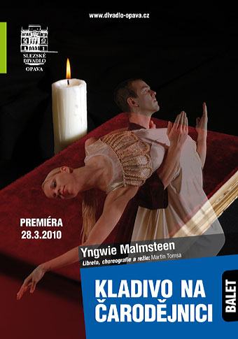 Yngwie Malmsteen - KLADIVO NA ČARODĚJNICI