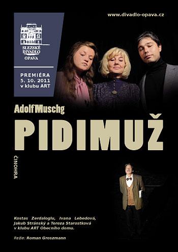 Adolf Muschg  - PIDIMUŽ