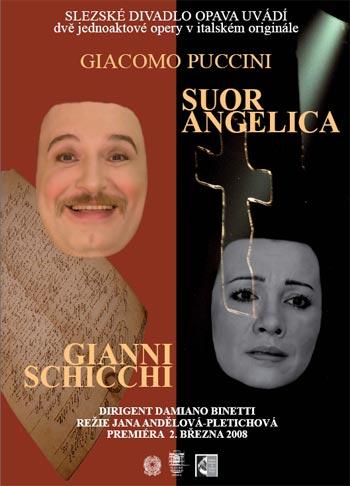 Giacomo Puccini - Sestra Angelika a Gianni Schicchi