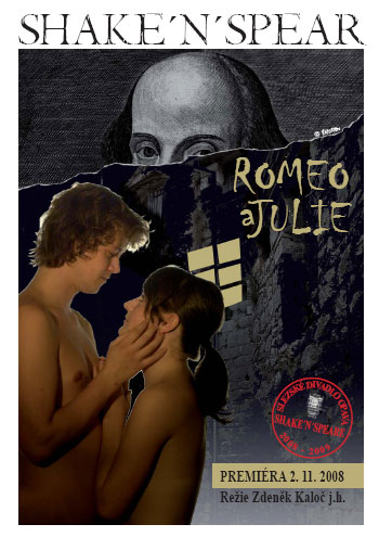 William Shakespeare - ROMEO A JULIE