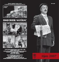 Zpravodaj na říjen 2007