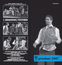 Zpravodaj na prosinec 2007