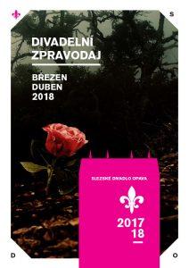 Zpravodaj březen a duben 2018