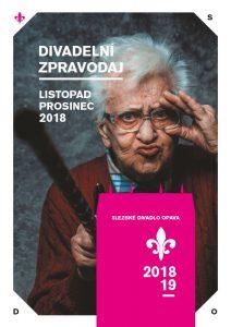 Zpravodaj na listopad a prosinec 2018