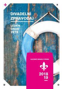 Zpravodaj na leden a únor 2019