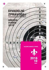 Zpravodaj na březen a duben 2019