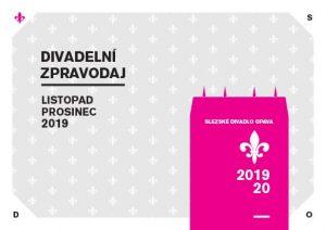 zpravodaj na listopad a prosinec 2019