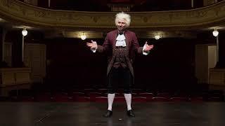 """Pozvánka šéfa opery Vojtěcha Spurného na """"JEDEME DÁL"""", večer plný ochutnávek z operních, baletních i činoherních premiér."""