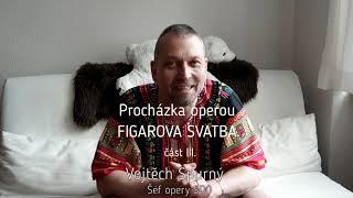 Procházka operou FIGAROVA SVATBA / Wolfgang Amadeus Mozart - část III.