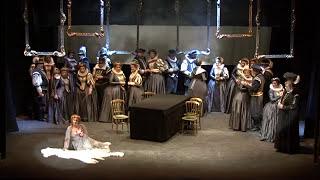 Hostování na Maltě s inscenací  Lucie di Lammermoore