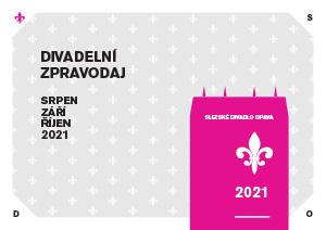 Zpravodaj - SRPEN ZÁŘÍ ŘÍJEN 2021
